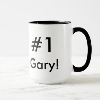 #1ギャリーの目上の人の実行者 マグカップ