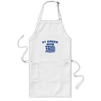 #1ギリシャ人のお母さん ロングエプロン