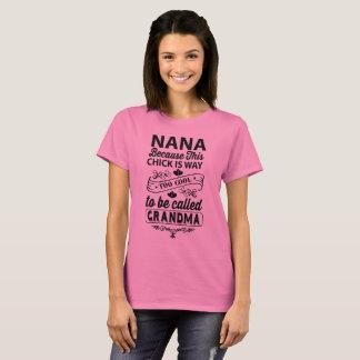 1クールなナナ Tシャツ