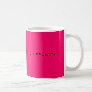 #1チアリーダーのマグ コーヒーマグカップ