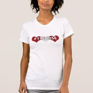 #1ナース Tシャツ