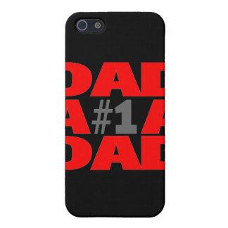 #1パパ iPhone 5 COVER