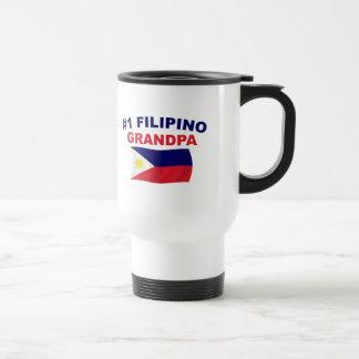 #1フィリピン人の祖父 トラベルマグ