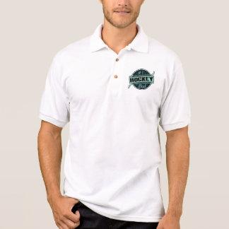 #1ホッケーのパパのポロシャツ ポロシャツ