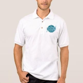#1ホッケーの祖父のポロシャツ ポロシャツ
