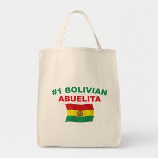 #1ボリビア人Abuelita トートバッグ