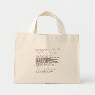 1レオ22の7月8月23日詩の戦闘状況表示板 ミニトートバッグ
