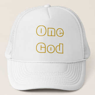 1人の神 キャップ