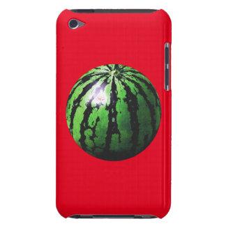 1個の大きいスイカ Case-Mate iPod TOUCH ケース