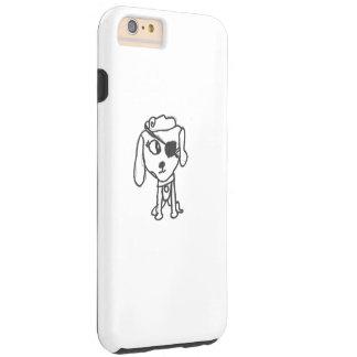 1匹の目の子犬 TOUGH iPhone 6 PLUS ケース