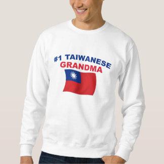 #1台湾人の祖母 スウェットシャツ