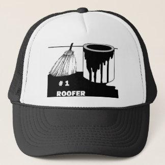 #1屋根葺き職人の帽子 キャップ