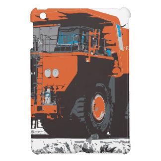 #1巨大に巨大なトラック iPad MINIケース