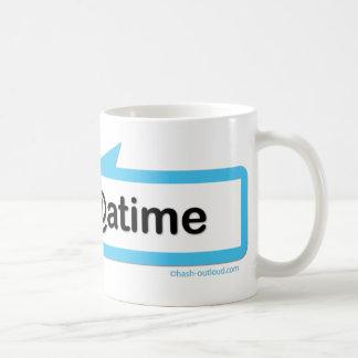 1日一度に コーヒーマグカップ
