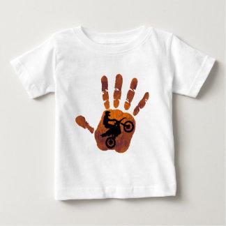 1日中Moto ベビーTシャツ