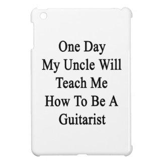 1日Teach Me Howギターがある私の叔父さん iPad Mini カバー
