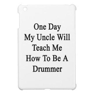 1日Teach Me Howドラマーがある私の叔父さん iPad Mini Case