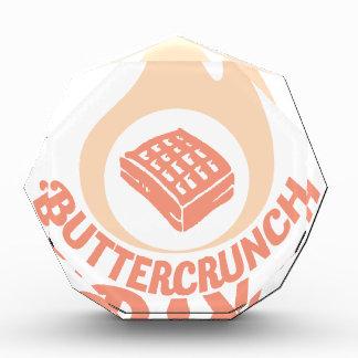 1月20日- Buttercrunch日 表彰盾