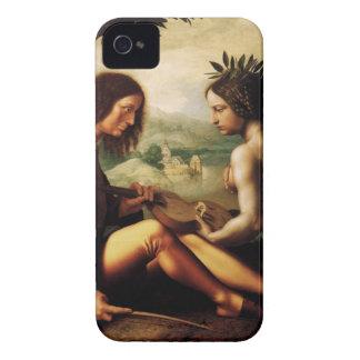 1月Provoost著キリスト教のアレゴリー Case-Mate iPhone 4 ケース