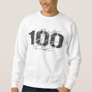 1枚の神メンズ基本的なスエットシャツ スウェットシャツ