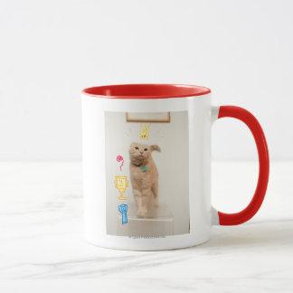 #1猫 マグカップ