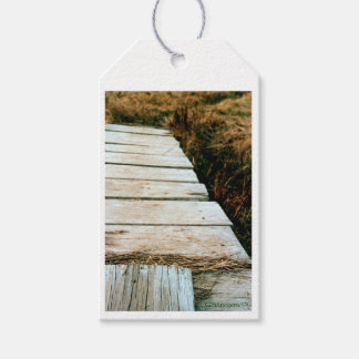 10の自然な橋ギフトのラベル ギフトタグ
