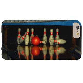 10のPinのボーリングの殴打のスポーツのデザイン スリム iPhone 6 Plus ケース