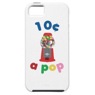 10セント破裂音 iPhone SE/5/5s ケース