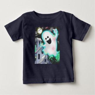 10人の小さいモンスター: Gabbie幽霊のTシャツ ベビーTシャツ