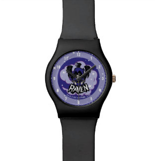 10代のなタイタンは行きます! |のワタリガラスの攻撃 腕時計