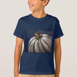 10代のな月のTシャツによって接吻される Tシャツ
