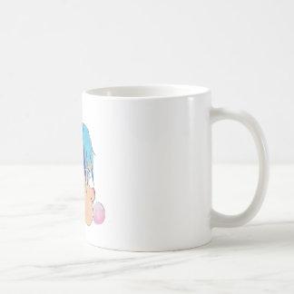 10代のゴムが付いている泡を吹きます コーヒーマグカップ