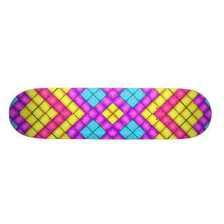 10代の若者のスケートボードの極度なスタイル 21.6CM オールドスクールスケートボードデッキ