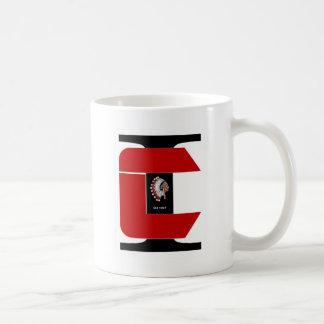 10以下のBcyflのチペワ族のインディアン コーヒーマグカップ