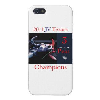10以下のKyf Jvのテキサス人 iPhone SE/5/5sケース