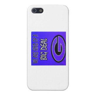 10以下のNgyfa Gilmerのボブキャット iPhone SE/5/5sケース