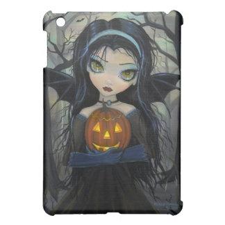 10月の森のハロウィンのゴシック様式吸血鬼のiPadの場合 iPad Mini カバー