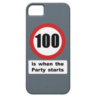 100つはパーティが始まるときです iPhone SE/5/5s ケース