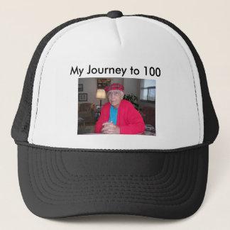 100への旅行 キャップ