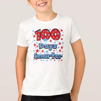 100日より頭が切れる Tシャツ