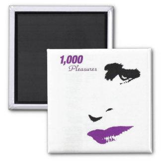 1000の喜び マグネット