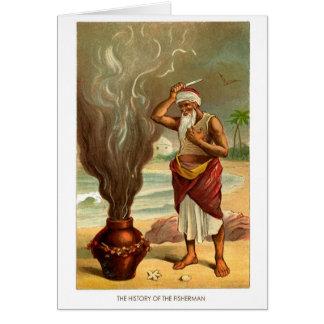 1001アラビアンナイト: 漁師の歴史 カード