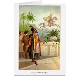 1001アラビアンナイト: 魅了された馬 カード