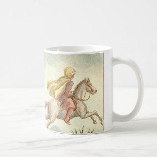 1001アラビアンナイト: 魅了された馬 コーヒーマグカップ