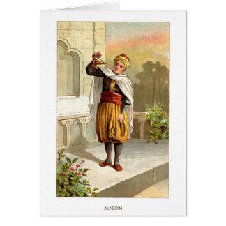 1001アラビアンナイト: Aladdin カード