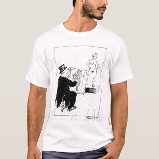 1006年のWagnerの恋人 Tシャツ