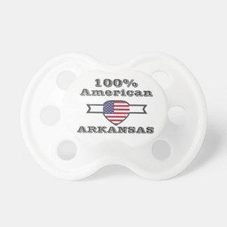 100%のアメリカ人、アーカンソー おしゃぶり
