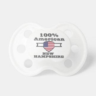100%のアメリカ人、ニューハンプシャー おしゃぶり