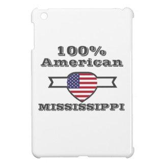 100%のアメリカ人、ミシシッピー iPad MINI カバー