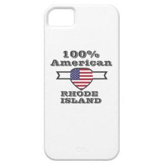 100%のアメリカ人、ロードアイランド iPhone SE/5/5s ケース